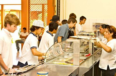 CRIA-Costa Rica International School Cafetiria