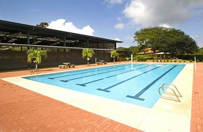 CRIA-Costa Rica International School Swimming Pool