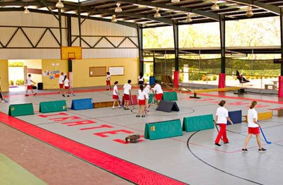 CRIA-Costa Rica International School Sports Facilities