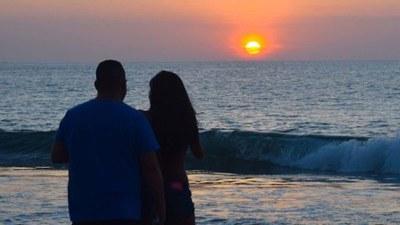 World Class sunsets every night on Flamingo Beach in Guanacaste, Costa Rica