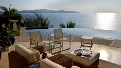 Flamingo Beach Luxury Homes with Ocean View