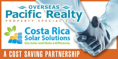 Announcing a Partnership Between Overseas Pacific Realty and Costa Rica Solar Solutions
