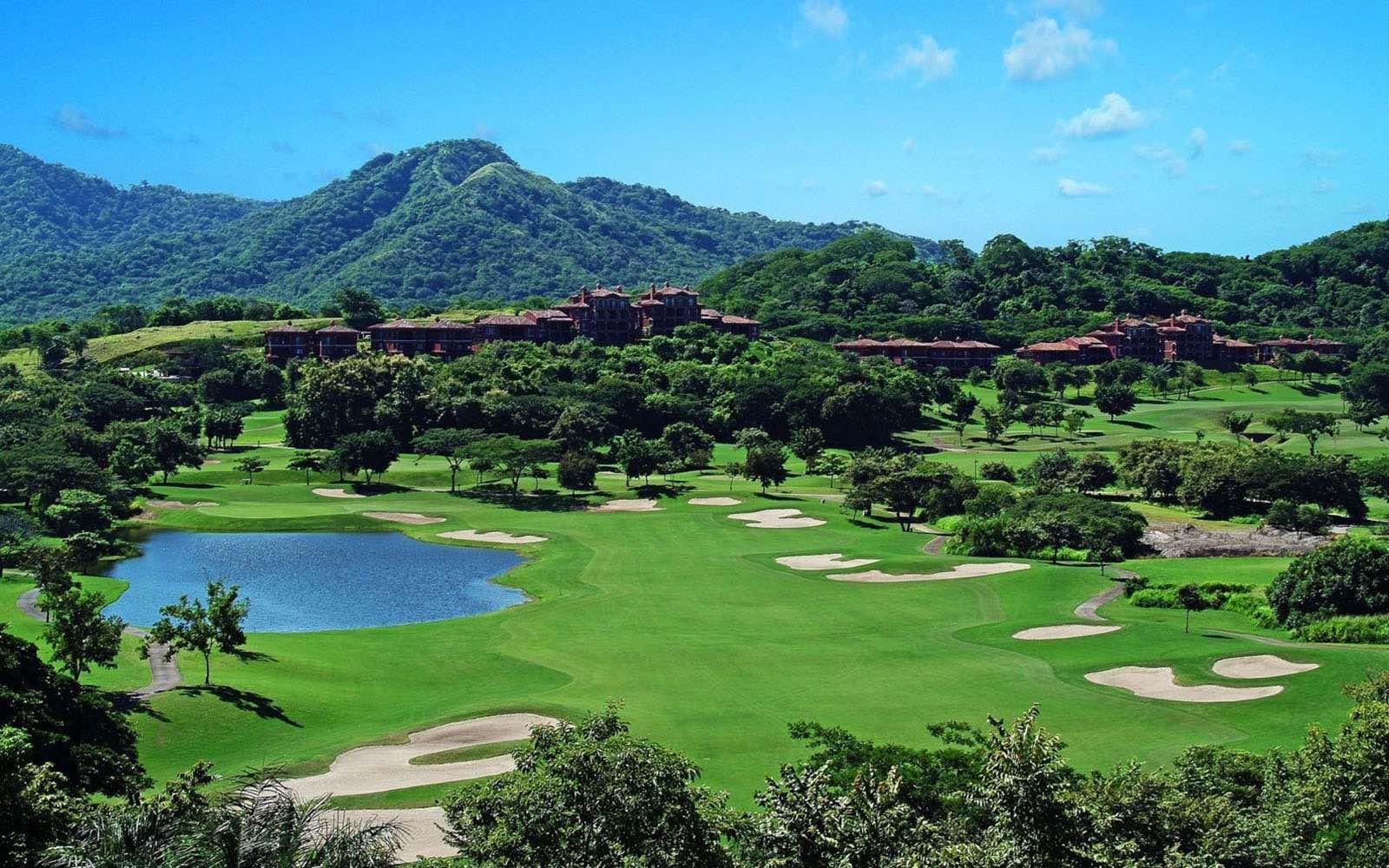 Golf in Costa Rica Paradise